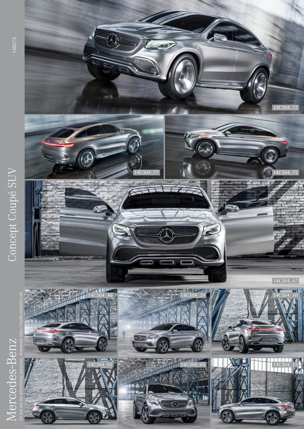 """The four-door coupe is finished in Mercedes' chrome """"Alu-Beam"""" in a tip of the hat to the company's iconic SIlver Arrows of 1930s and '50s"""