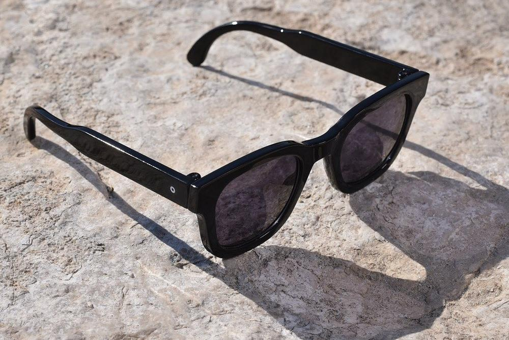 The 32ºN sunglasses reportedly tip the scales at less than 50 grams