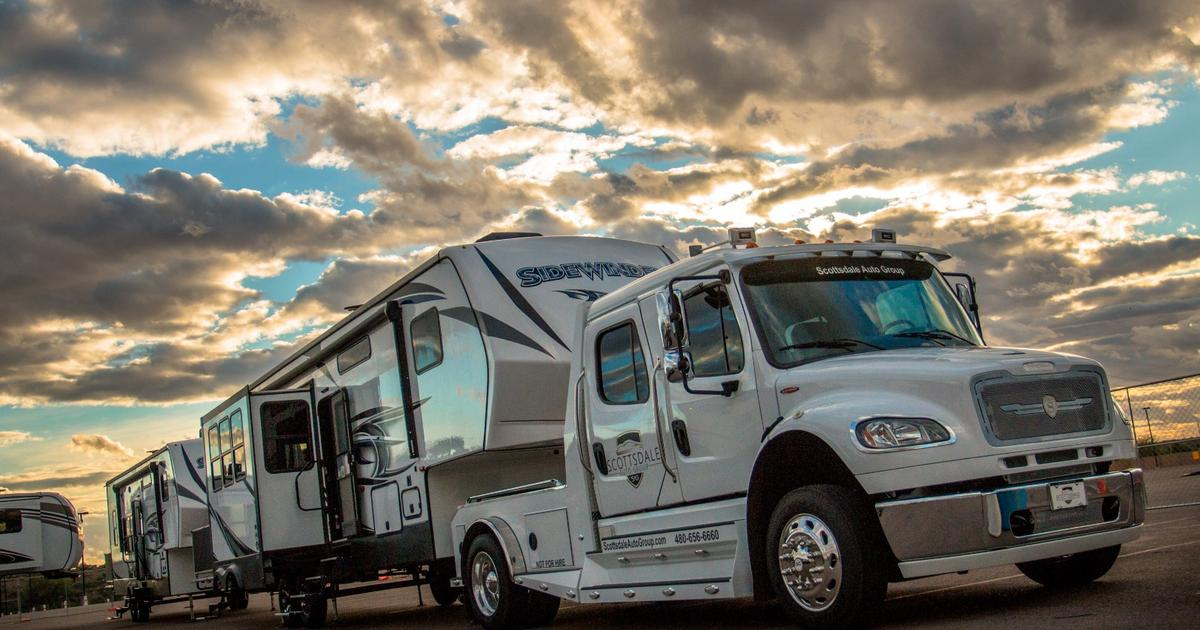 Gallery: Multi-personality trailers, camper vans and other RVs of the Off-Road Expo