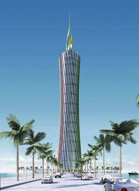Burj Al-Taqa - Energy Tower