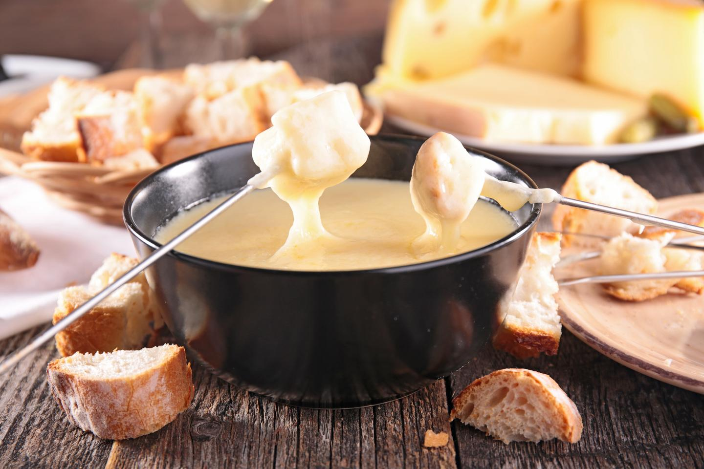 Making the perfect fondue is as much science as art