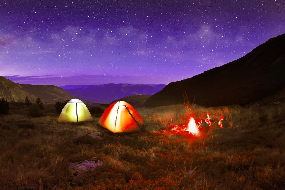 Get the low-down on the latestgadgets toenhance your camping experience