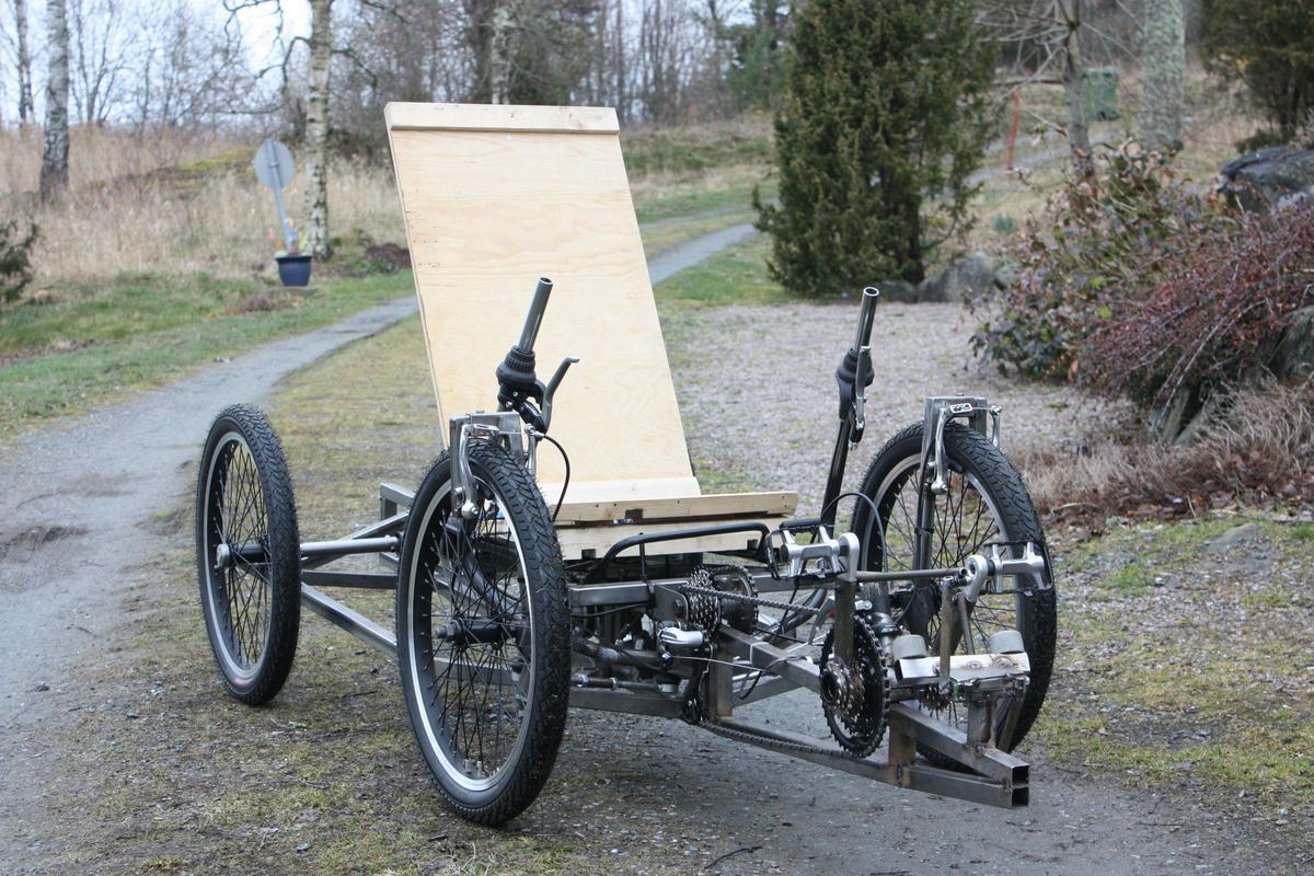Velove Armadillo Prototype 1