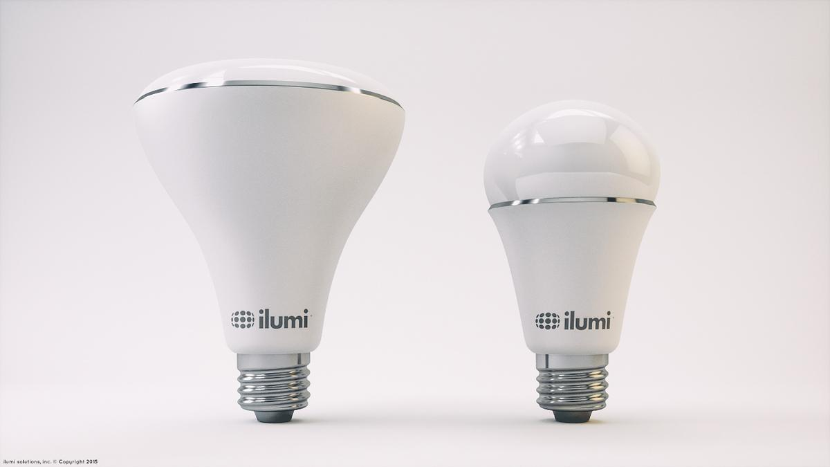 There are two types of Ilumi smartbulb