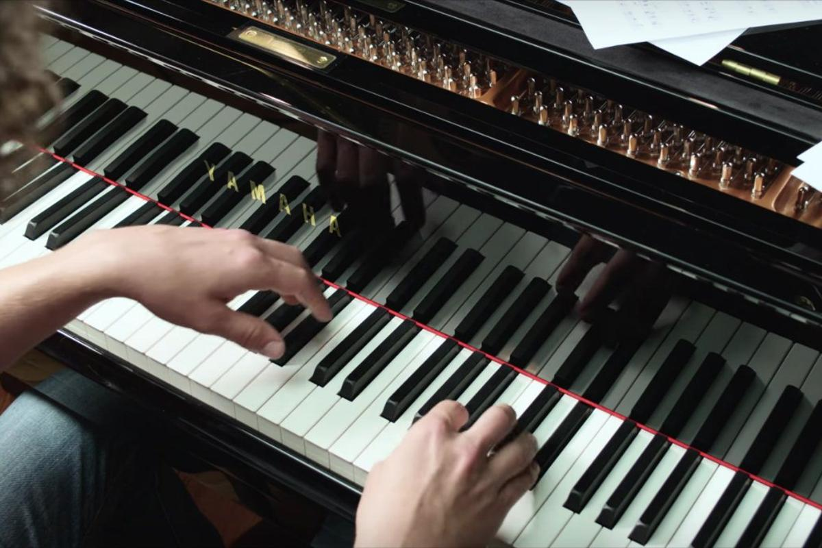 The Disklavier Enspire can be set to play on its own or played like a normal piano, but its output can now be wirelessly streamed around the home