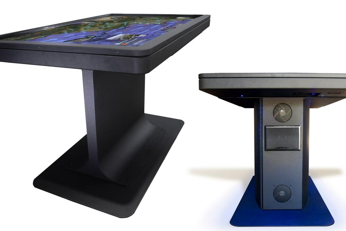Ideum has given its 55-inch MT55 Platform and Pro multi-touch tables an Intel i7 processor upgrade, a storage boost and improved connectivity options
