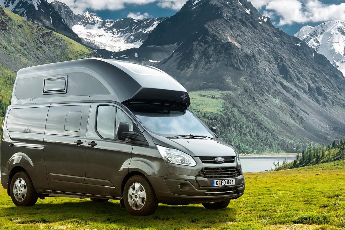 Westfalia Squeezes A Private Toilet Into Its Latest Ford