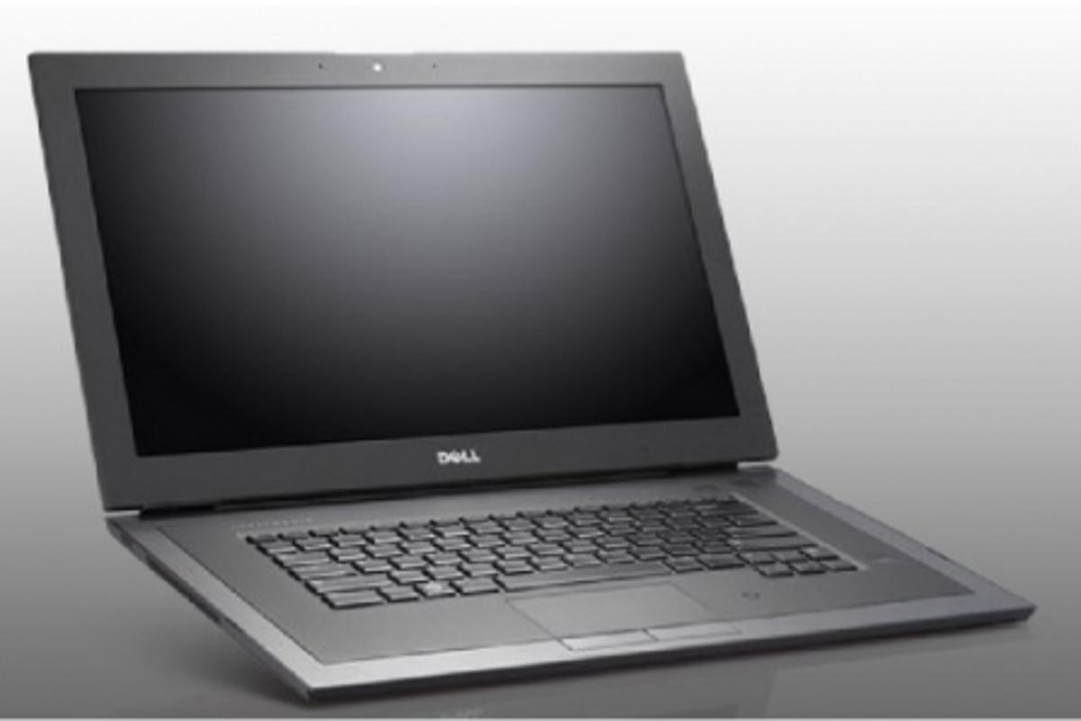 The Dell Latitude Z - wireless power, ultra-thin and many other features