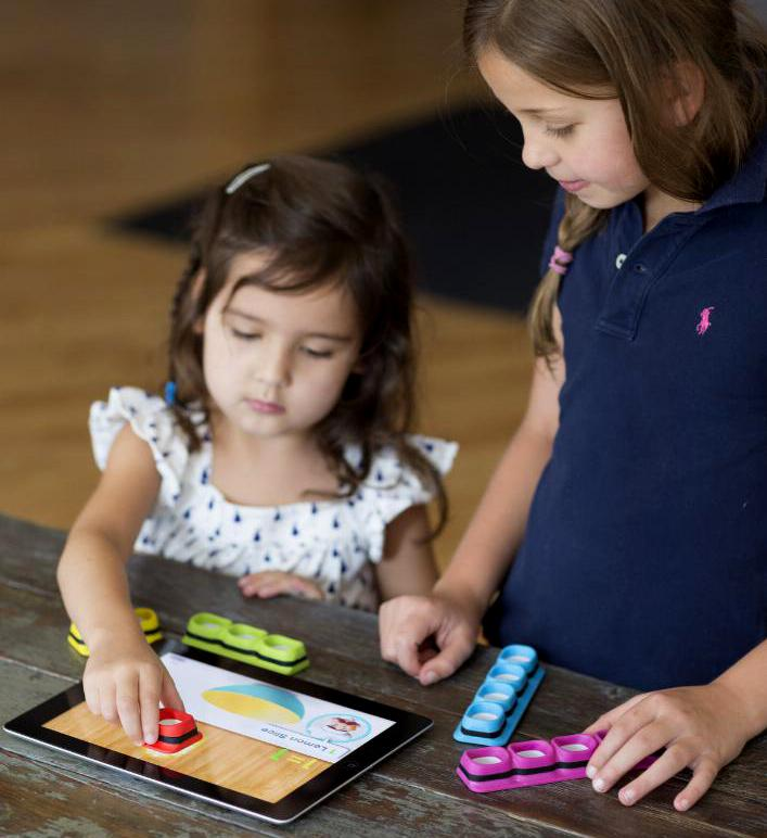 Tiggly Counts is designed to help teach math to three to six-year-olds