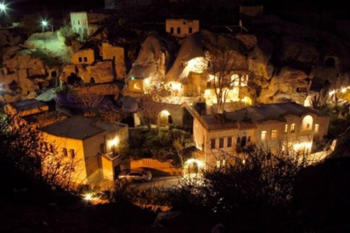 Gamirasu Cave Hotel, TurkeyPhoto: www.gamirasu.com