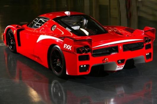 Ferrari's FXX prototype