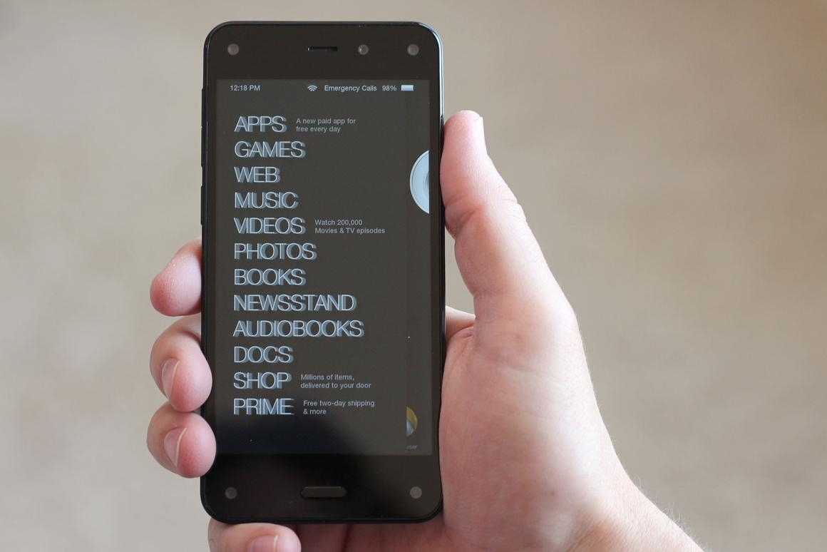Review: Amazon Fire Phone