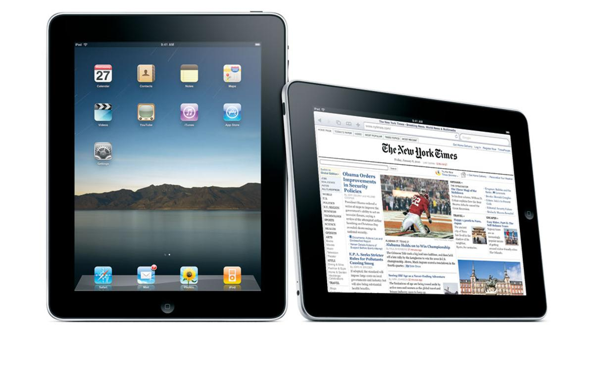 300,000 iPads sold in first day