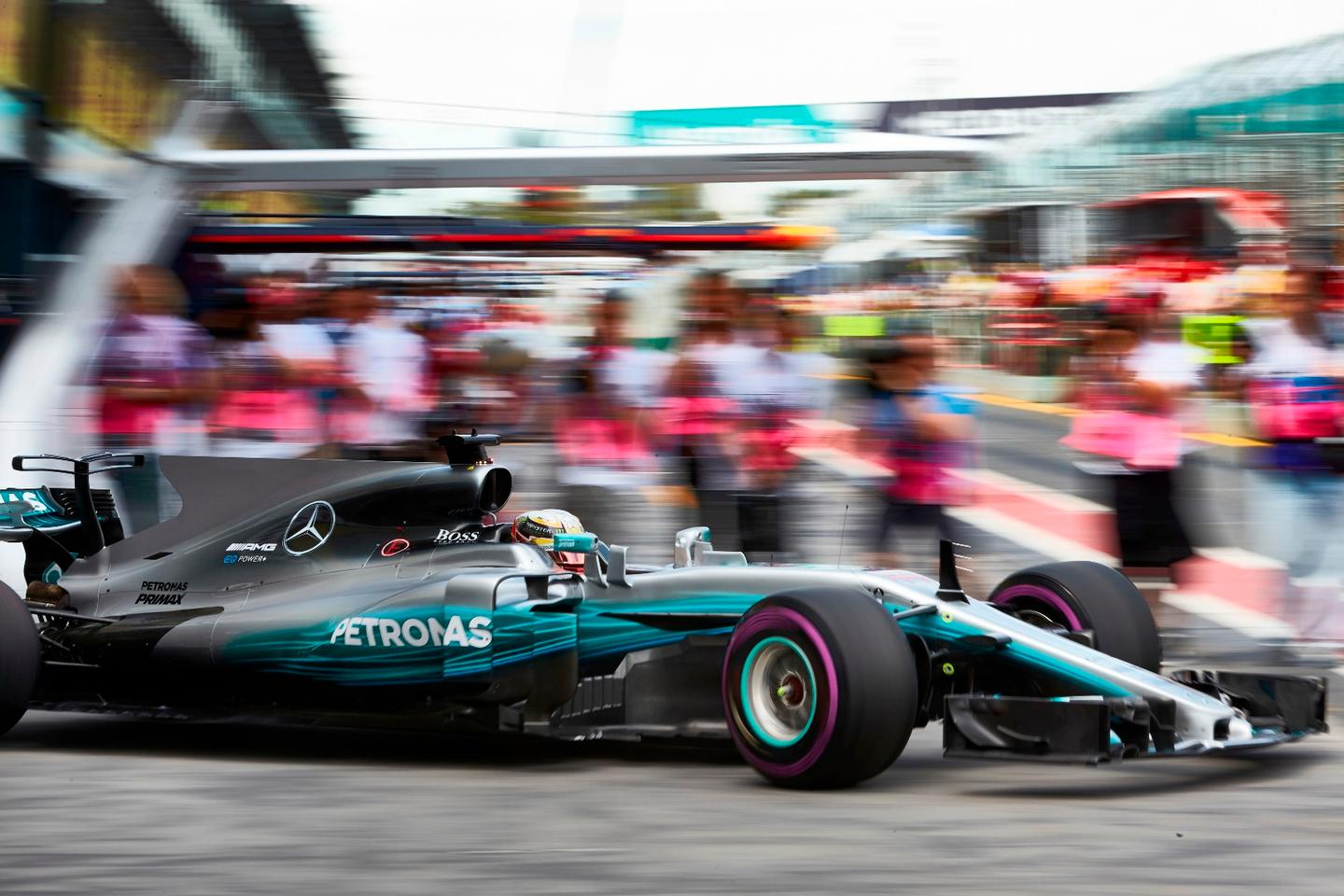 Mercedes has dominated F1 in the last few years