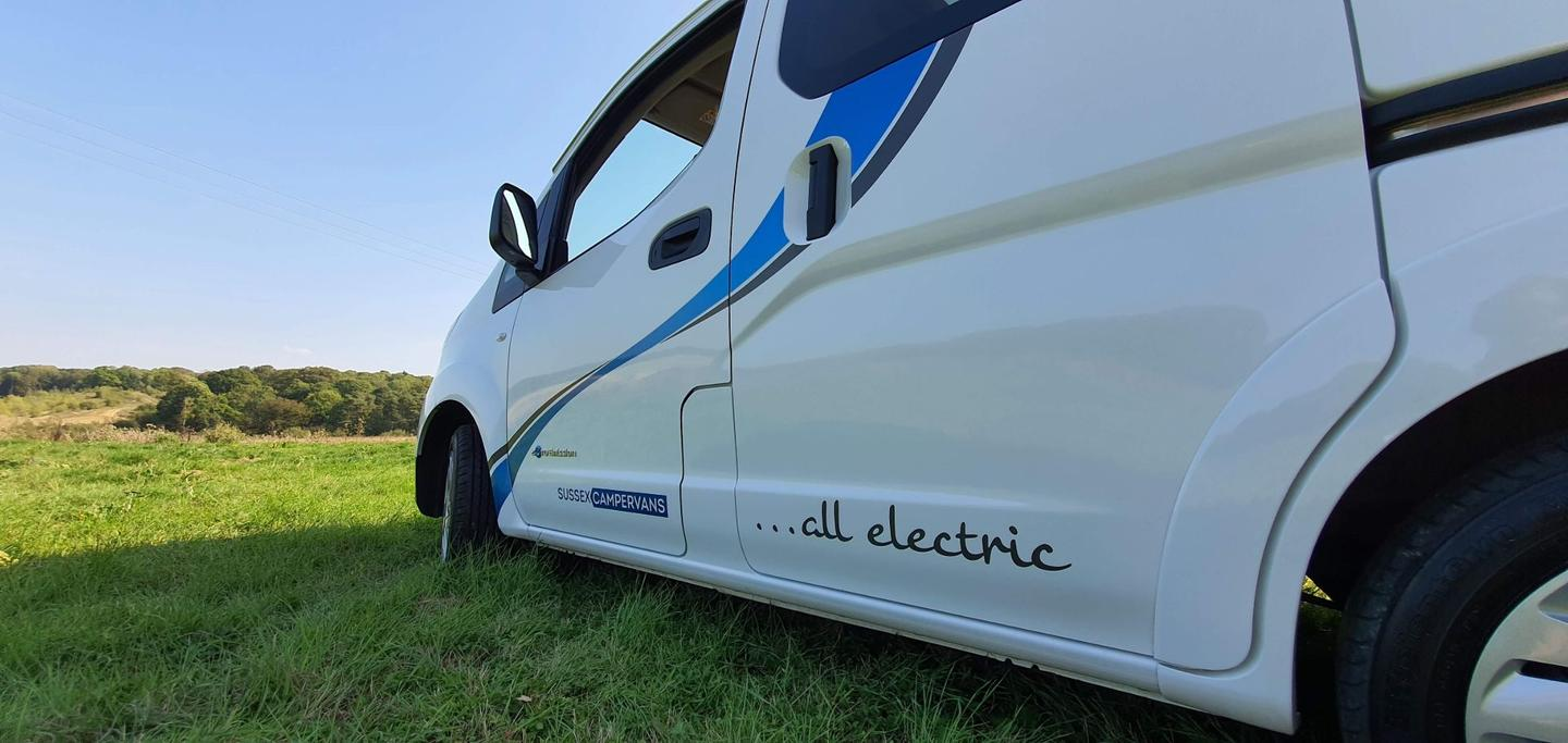 Sussex campervans goes electric on powertrain, electric on camper package