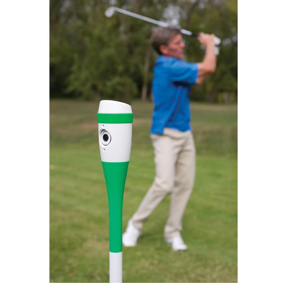 Hammacher Schlemmer's Golf Swing Recording Video Camera