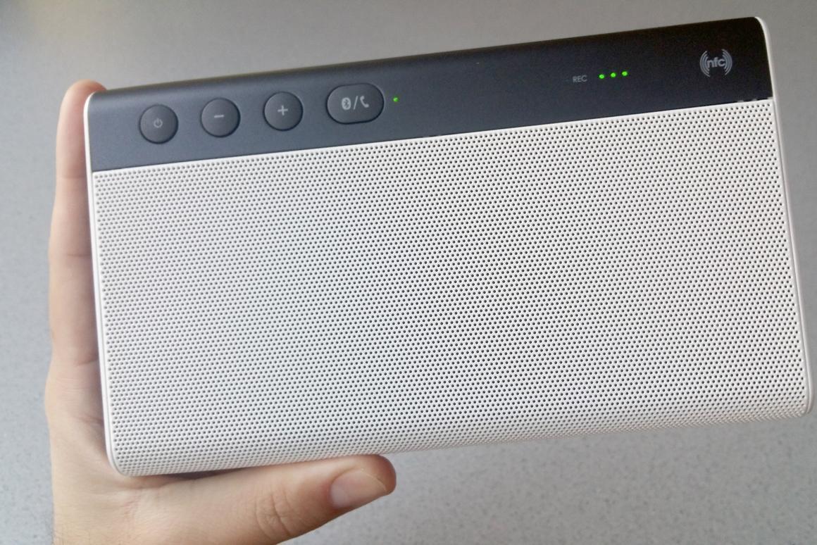 Review: Creative Labs Sound Blaster Roar 2 speaker