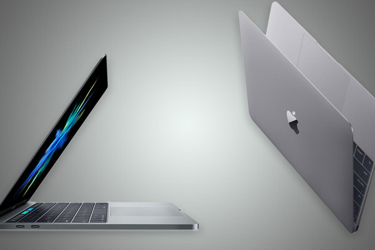 New Atlas compares the features and specs of the new 13-inch MacBook Pro with the cheaper 12-inch MacBook