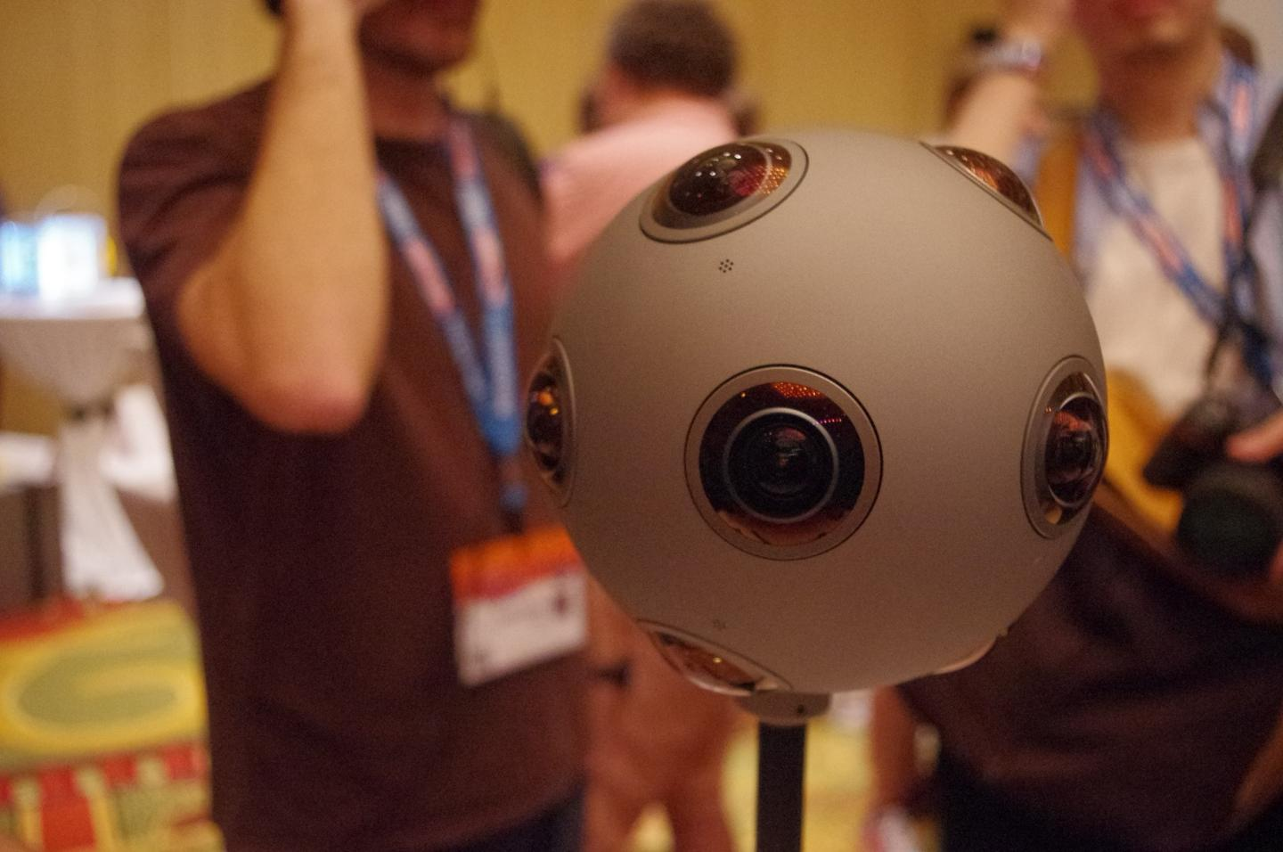 Nokia's Ozo is one of the finalists in the SXSW Interactive Innovation Awards