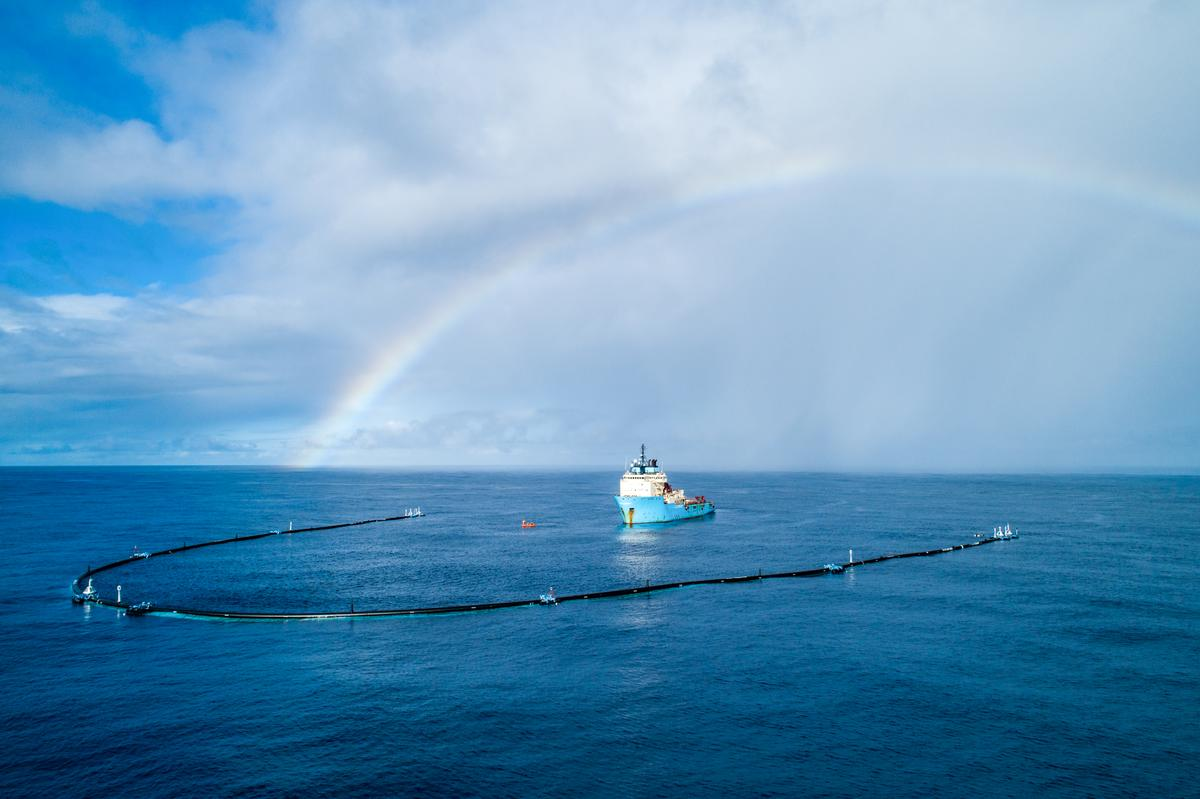After a sizeable stint on the sidelines, The Ocean Cleanup Project is bouncing back into action