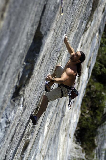 Climber Alexander Huber