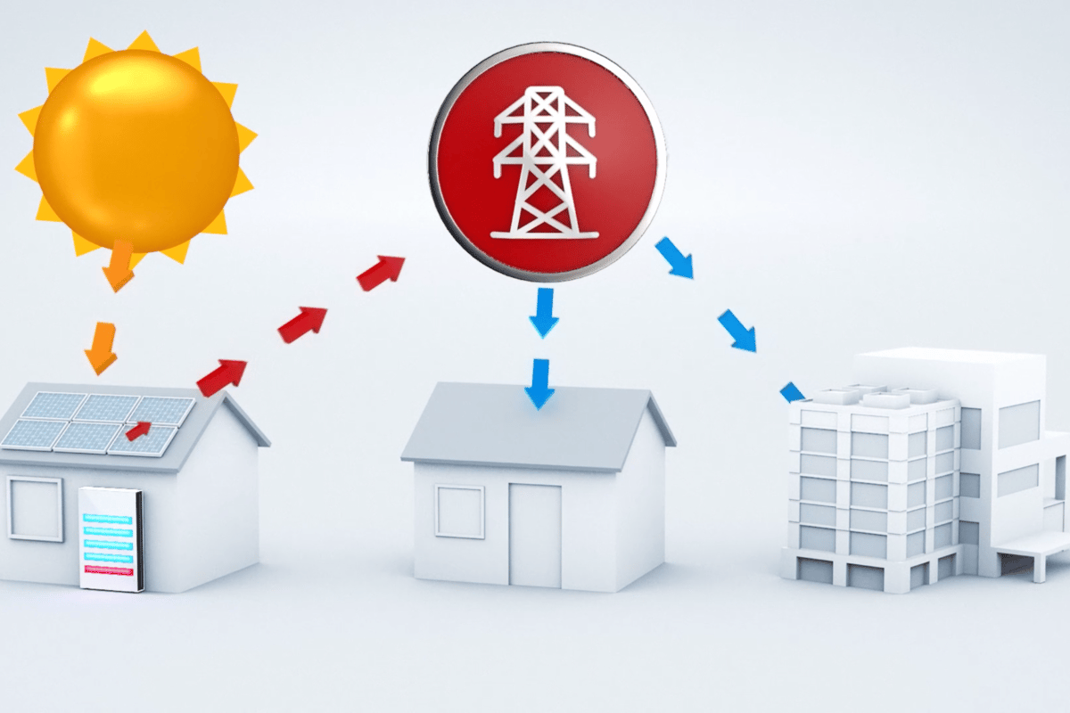 The South Australian Government has teamed up with Tesla to roll out the world's largest virtual power plant, which will see over 50,000 homes generating and storing electricity and feeding it into the main grid
