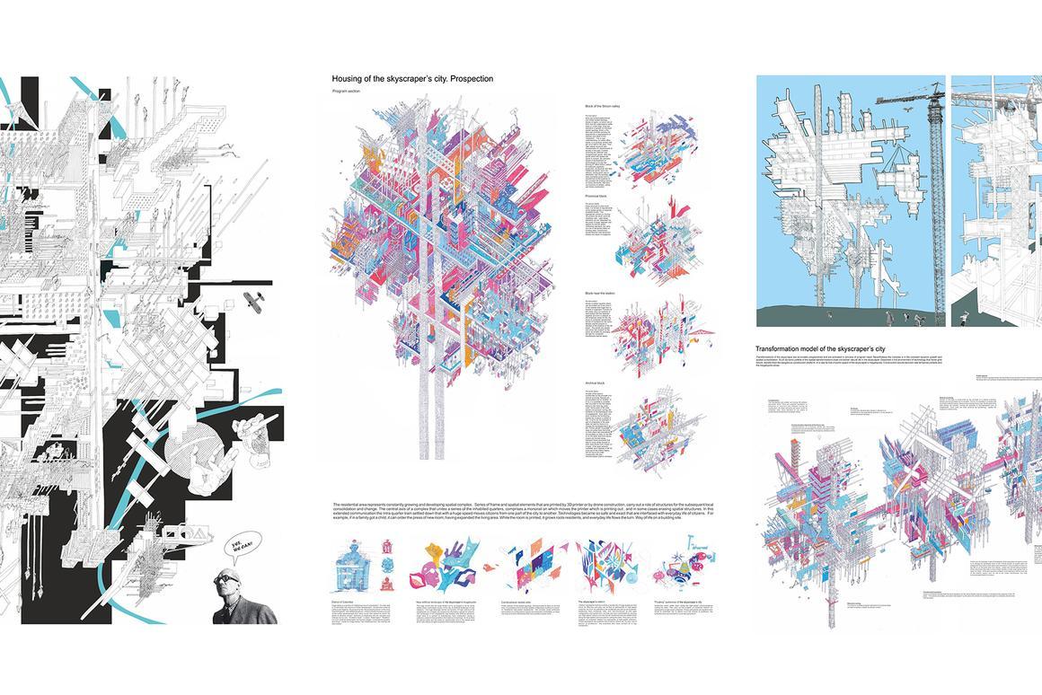 2015 eVolo Skyscraper Competition winners announced