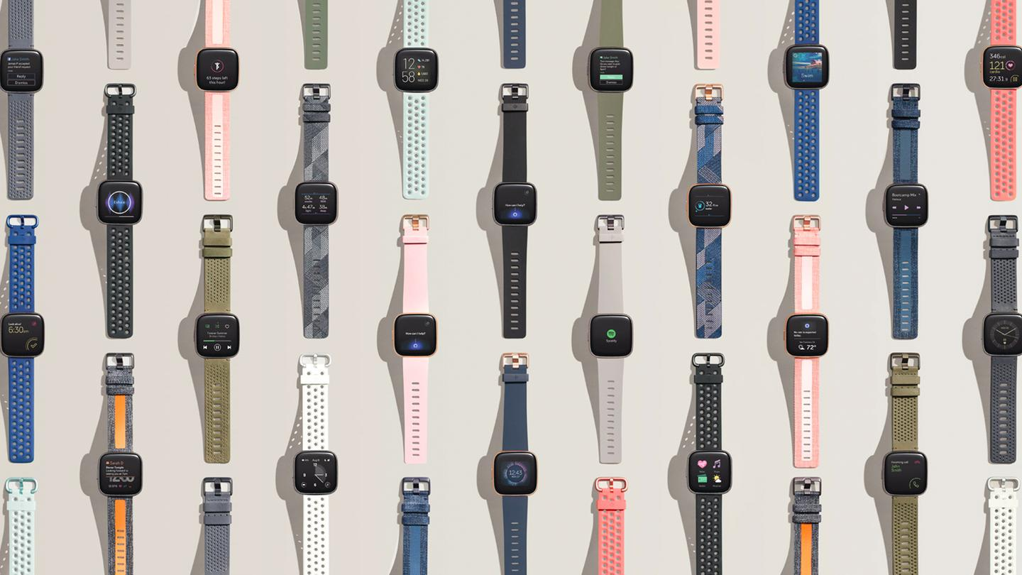 Smartwatches continued to dominate the wearable scene in 2019