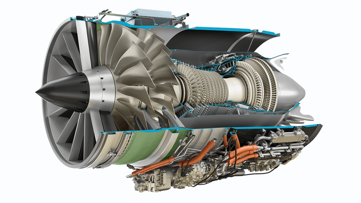 GE unveils new supersonic commercial jet engine