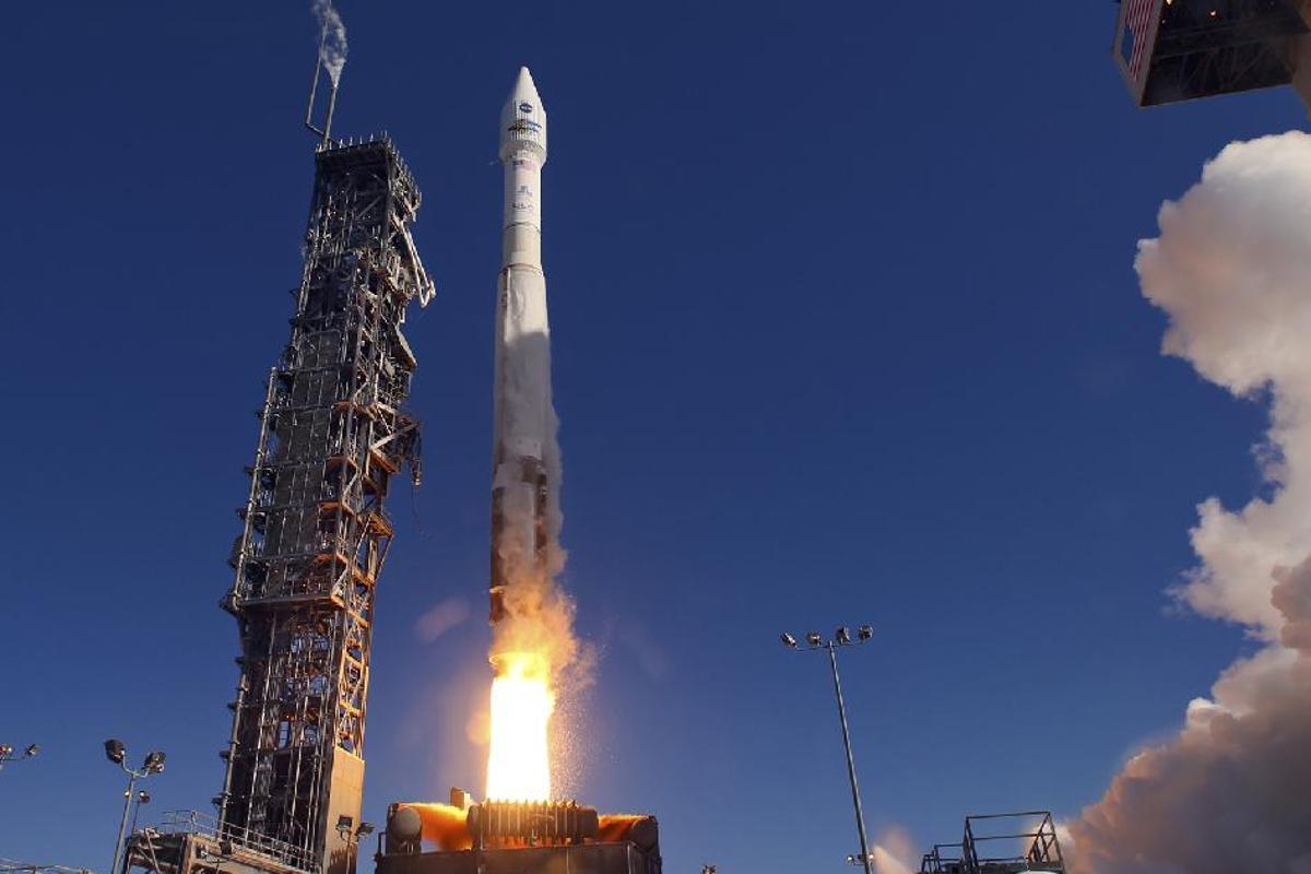 The new Landsat 8 will continue NASA's 40-year program (Photo: NASA)