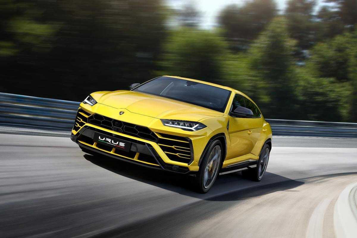 The Lamborghini Urus is a shortened name of the Aurochs, the ancestor of the modern bulls Lamborghini is so well known for