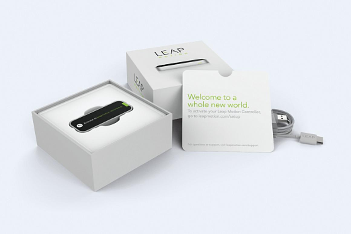 Leap Motion has just released it motion sensor, and launched its AirSpace app store