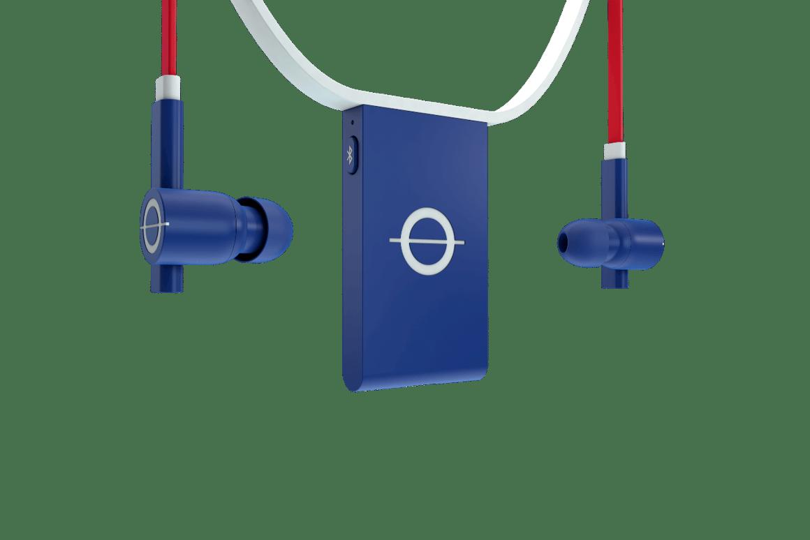 Roam earbuds featurean amplifier, Bluetooth 4.1 hardware, a 50-MIPS processor and a 24-bit stereo DAC