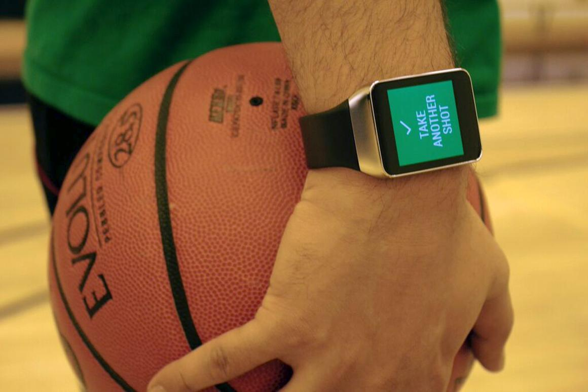 It's no replacement for a real coach, but Onyx Motion's Swish smartwatch app could be a fantastic on-court companion for anyone looking to level up their basketball skills