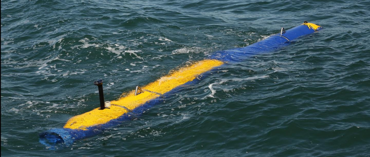 Knifefish uses a modular, open-architecture design