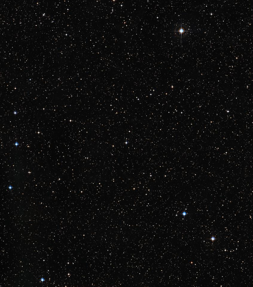 A wide-field view of HIP 102152 (Image: ESO)