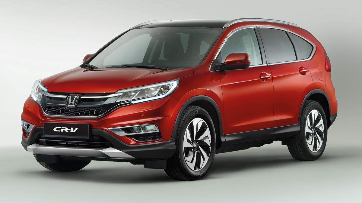 Honda says its Intelligent Adaptive Cruise Control, which is set to debut in the 2015 European CR-V Executive model, can predict cars cutting into your lane before they make the switch