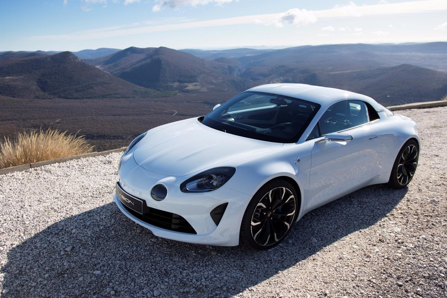 "Renault says it wanted to marry ""elegance, agility and authenticity"" in launching a new Alpine"