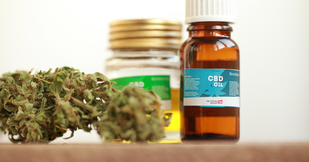 CBD increases blood flow in regions of the brain linked to memory