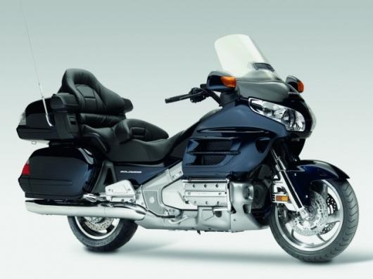 The 2009 Gold Wing