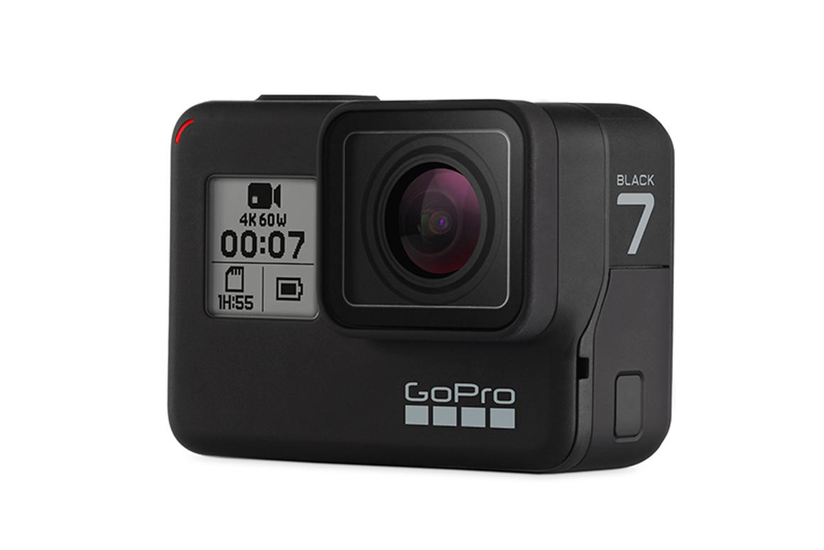 GoPro's HyperSmooth-equipped Hero7 Black