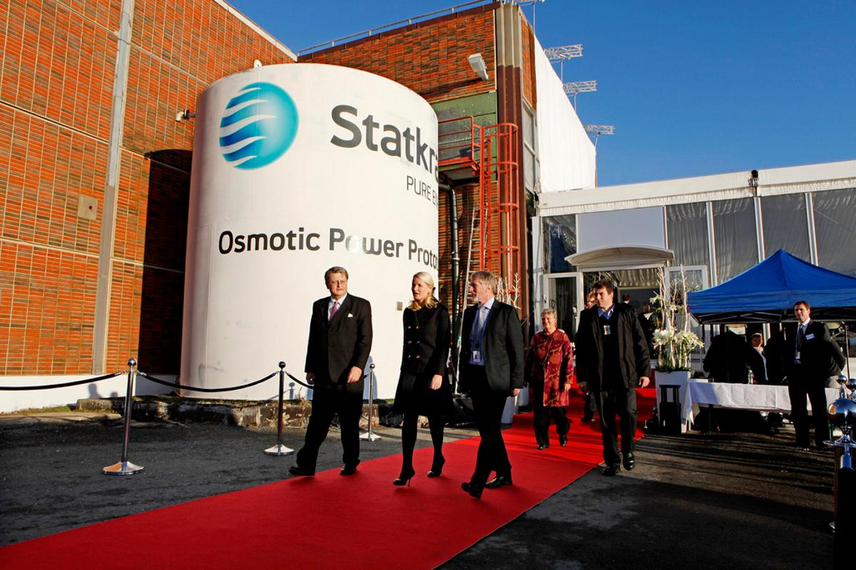 The opening ceremony was attended by Her Royal Highness Crown Princess Mette-Marit of Norway