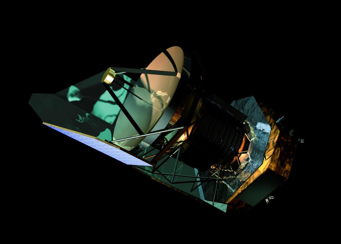 Herschel (Image: ESA/Media Lab)