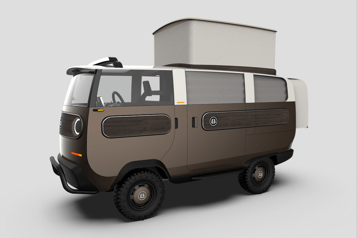 The eBussy will become the XBUS when it debuts next month