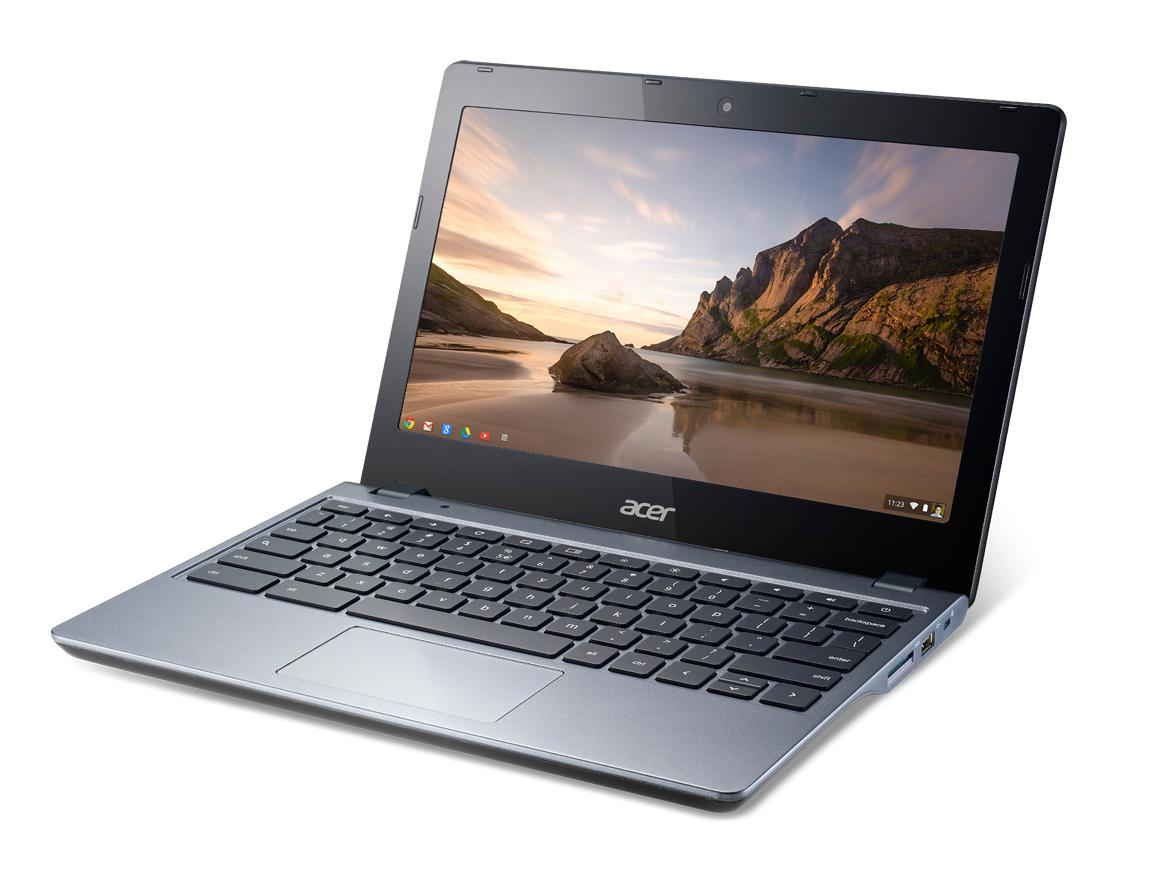 Acer joins the Haswell party with the launch of the C720 Chromebook