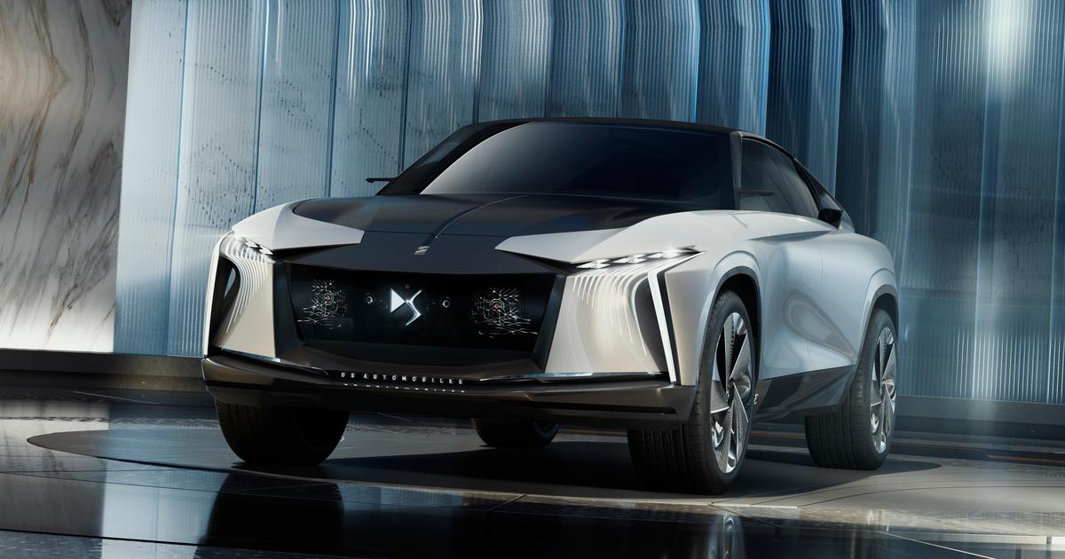 DS Aero Sport Lounge concept debuts ultrasonic, haptic 3D air-controls