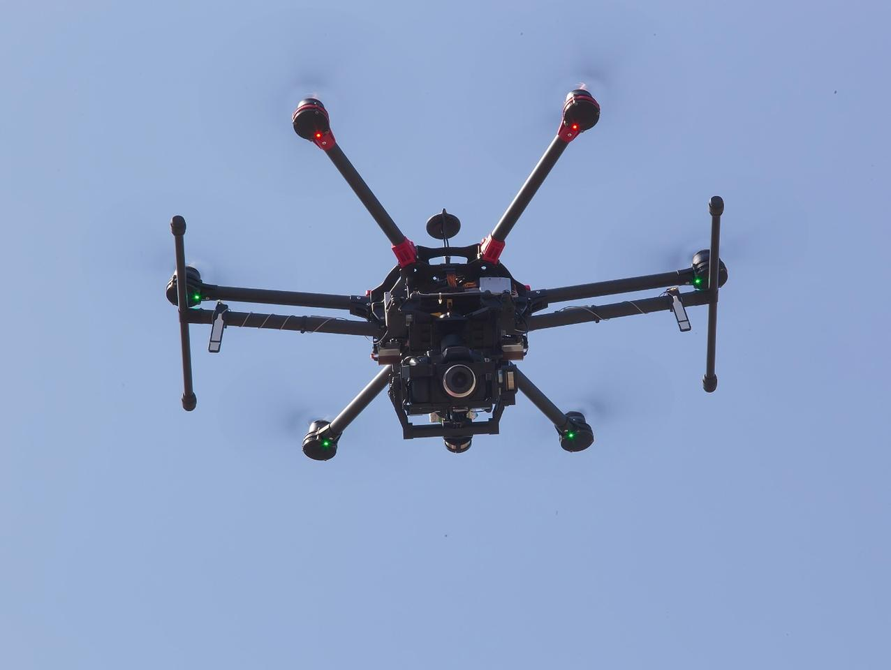 A new system lets camera drones maintain framing preassigned by a human operator