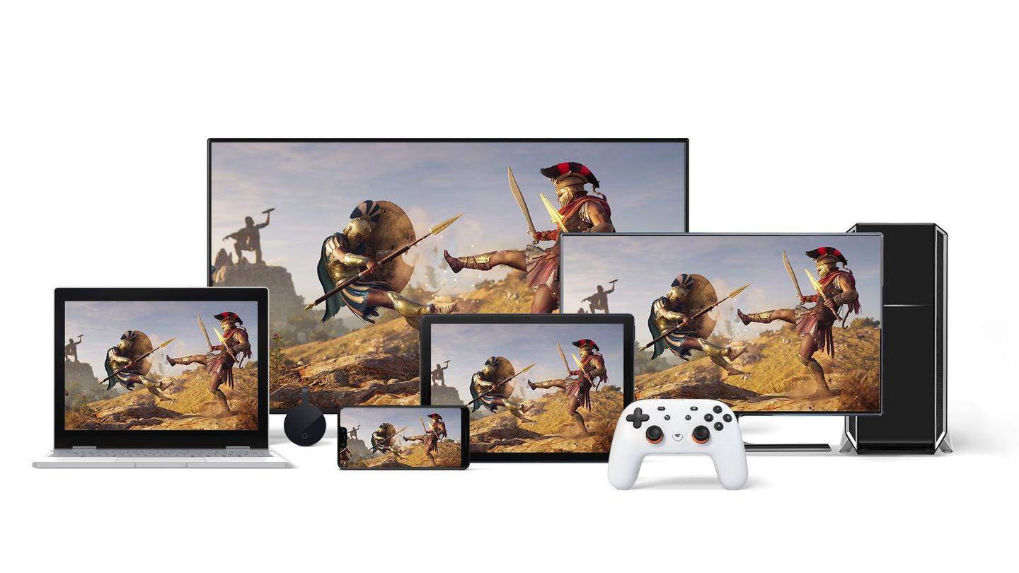Google Stadia is a streaming service that lets users play games on basically any device with a screen and an internet connection