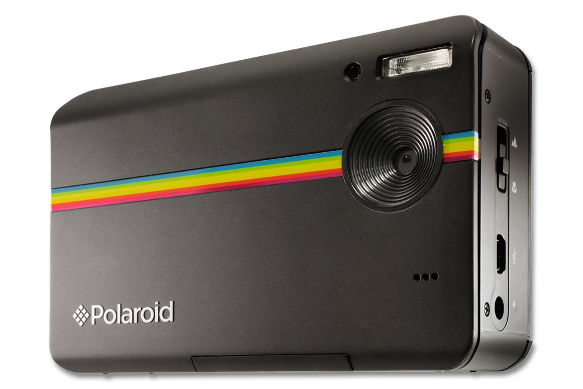 Polaroid's Z2300 instant digital camera packs ZINK printing technology