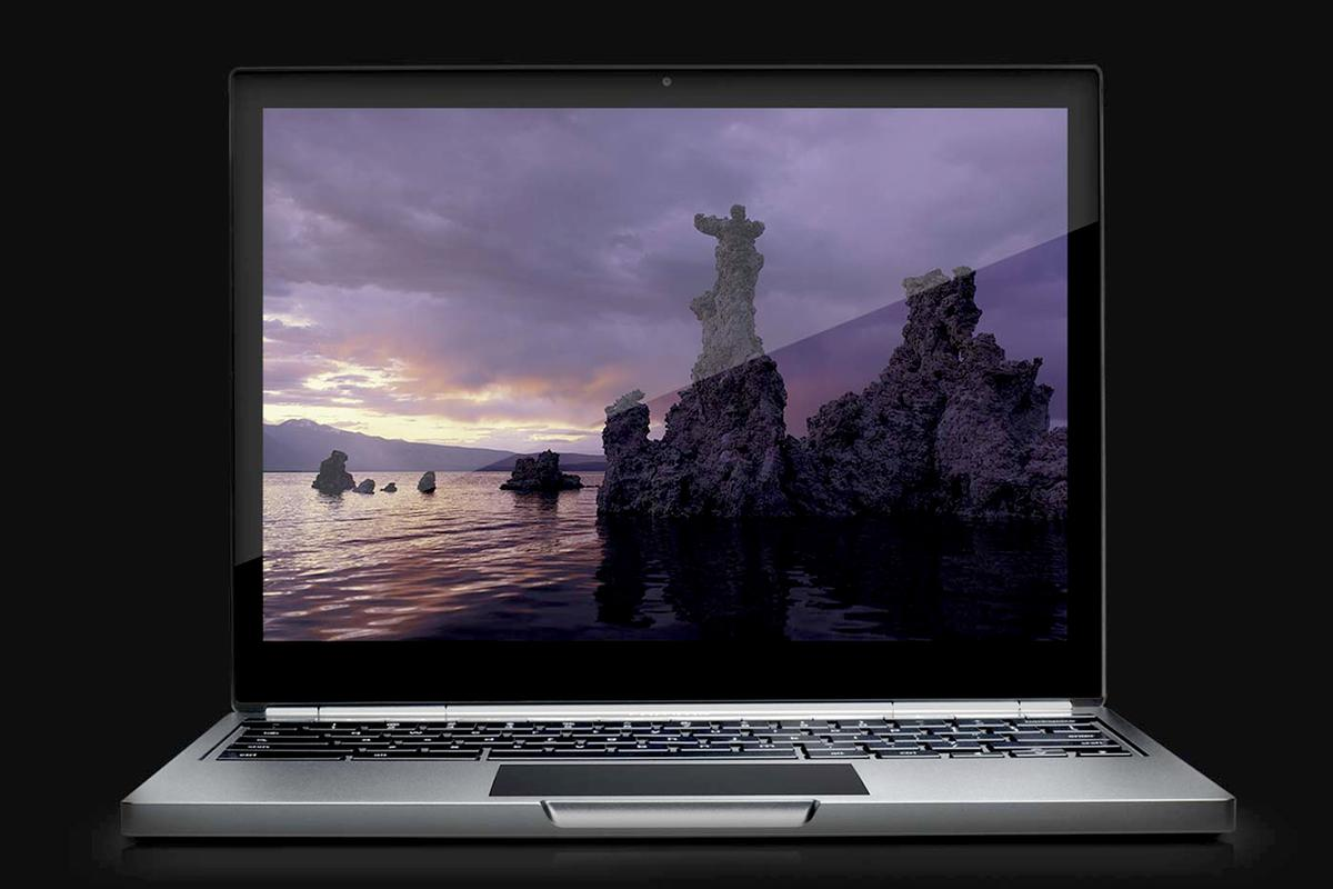Google has unveiled the Chromebook Pixel, a curious blend of high-end hardware and browser-based software